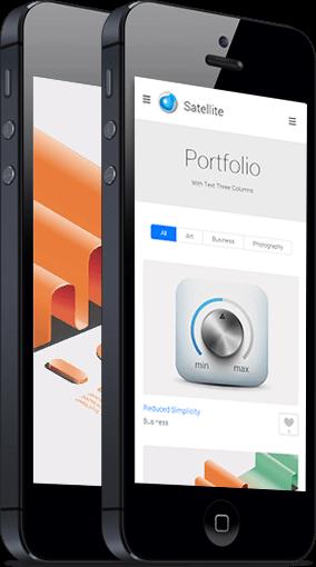 diseño web adaptado a móviles